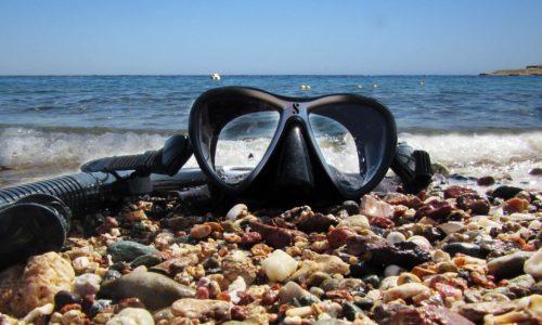 ダイビングマスクの画像
