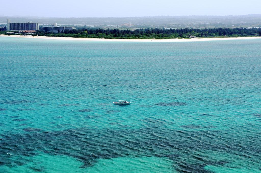 日本のベストビーチ 与那覇前浜ビーチ