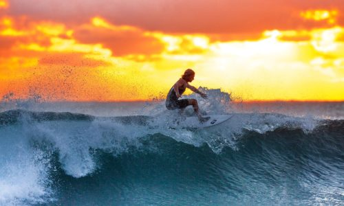 サーファーが愛用する人気アクセサリーブランドをご紹介