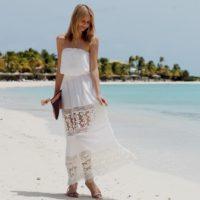 レディース、ビーチ・リゾートファッション