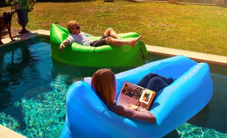 人気沸騰中!ビーチでの日光浴にもってこいのおすすめエアーソファ9選