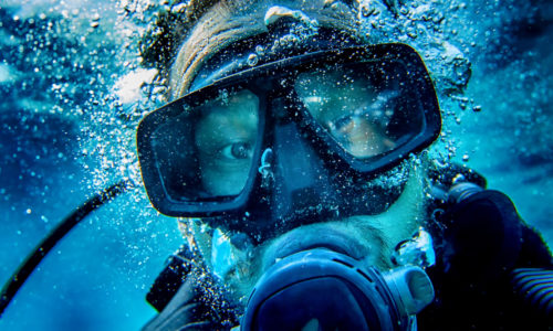 ダイビングアクションカメラ