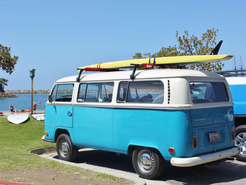 サーフィンに最適な車とは
