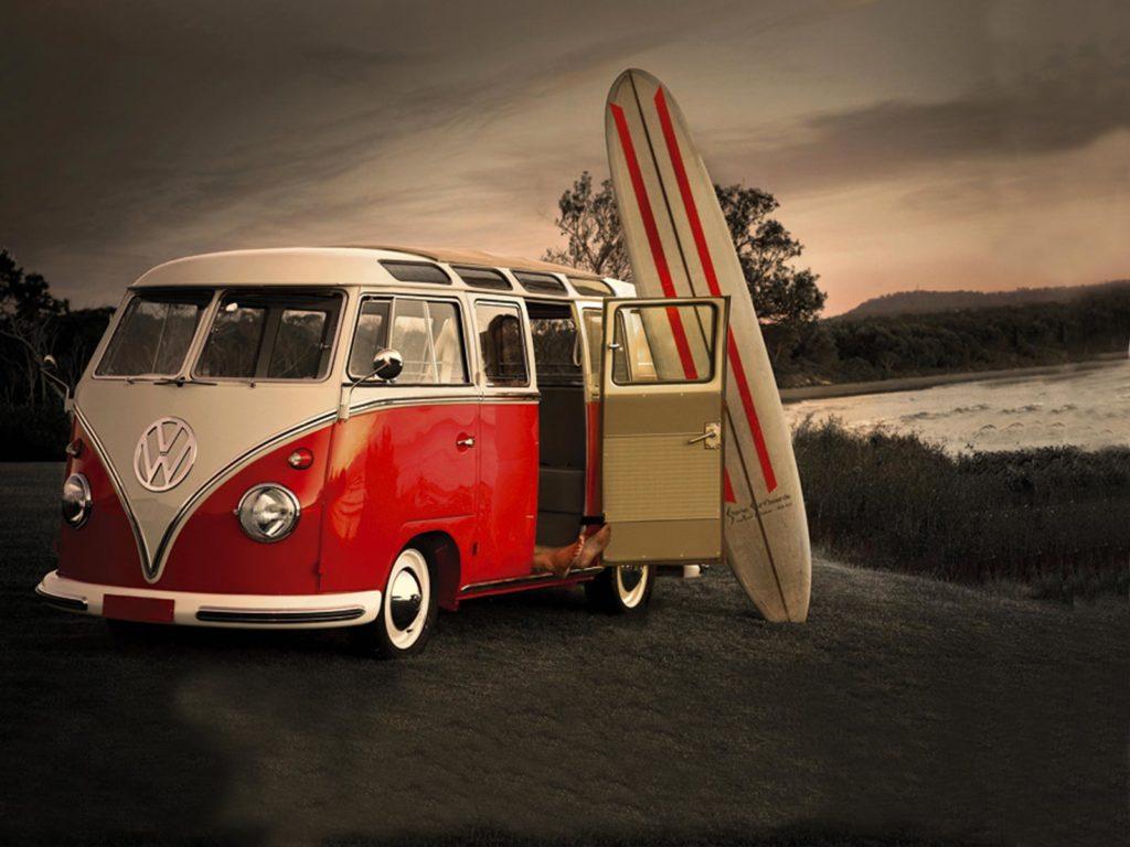 サーファーにおすすめの車種8選 マイクロバス【VW】