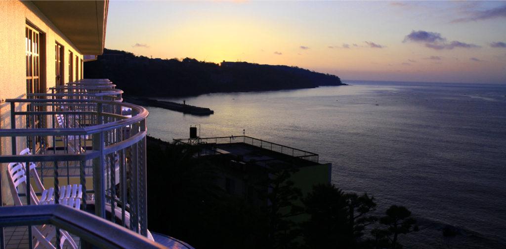 神奈川で海が望めるオーシャンビューの絶景お宿
