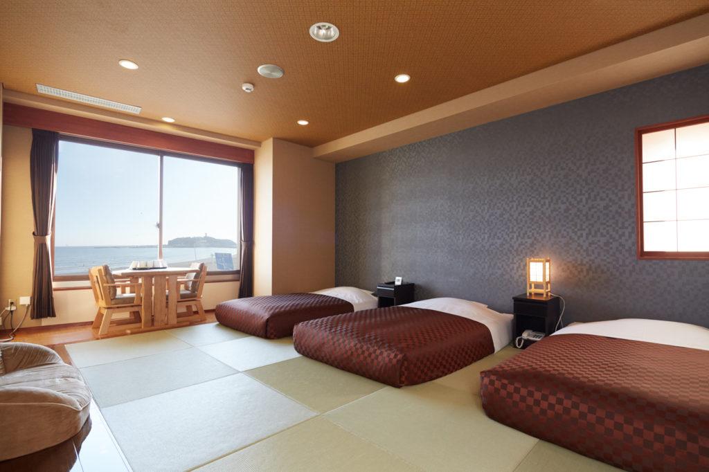 鎌倉・湘南の海が臨めるオーシャンビューのお宿 ほてる汐彩