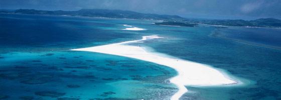 日本のベストビーチ はての浜