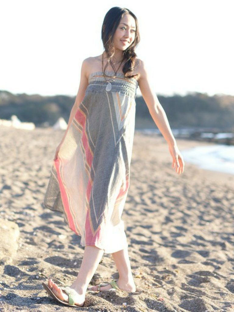 参考にしたいビーチファッション
