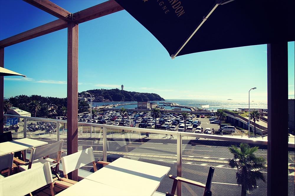 鎌倉・湘南で海が見えるオーシャンビューレストラン・カフェ8選 GARB