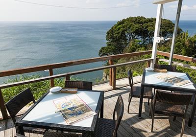 鎌倉・湘南で海が見えるオーシャンビューレストラン・カフェ8選 イルキャンティ・カフェ 江ノ島