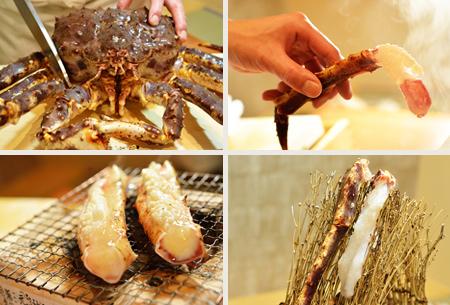 東京で蟹が堪能できるおすすめ店8選 活かに料理 銀座 きた福