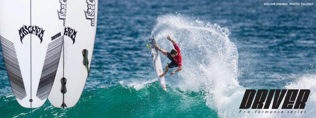 サーフボードの人気ブランド LOST SURFBOARD