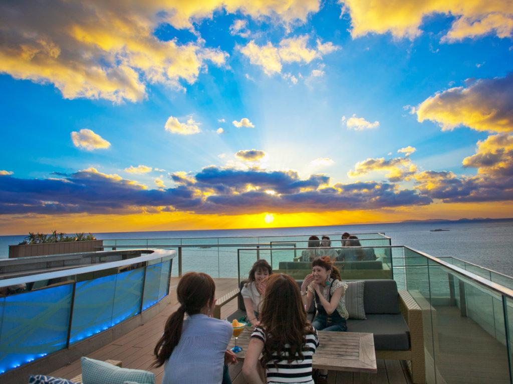 沖縄で人気のオーシャンビューレストラン POSILLIPO-cucina meridionale