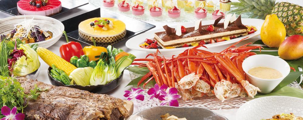 東京で蟹が堪能できるおすすめ店8選 品川プリンスホテル ハプナ