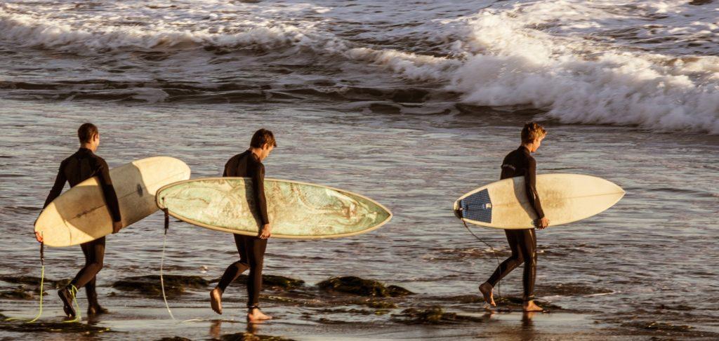 サーフボードの選び方