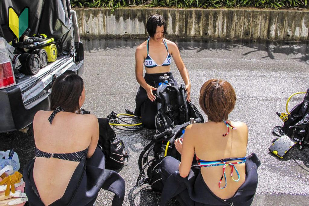 沖縄でライセンス取得できるお勧めのお店 ワールドダイビング
