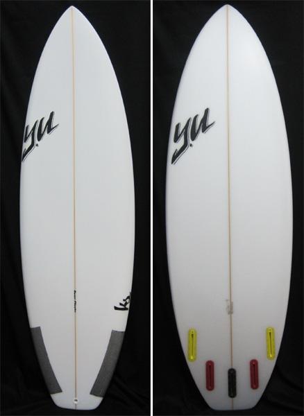 サーフボードの人気ブランド Y.U SURFBOARDS