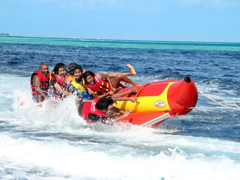 全国でバナナボートが体験できるスポット