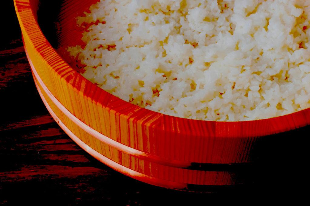 赤シャリのお寿司