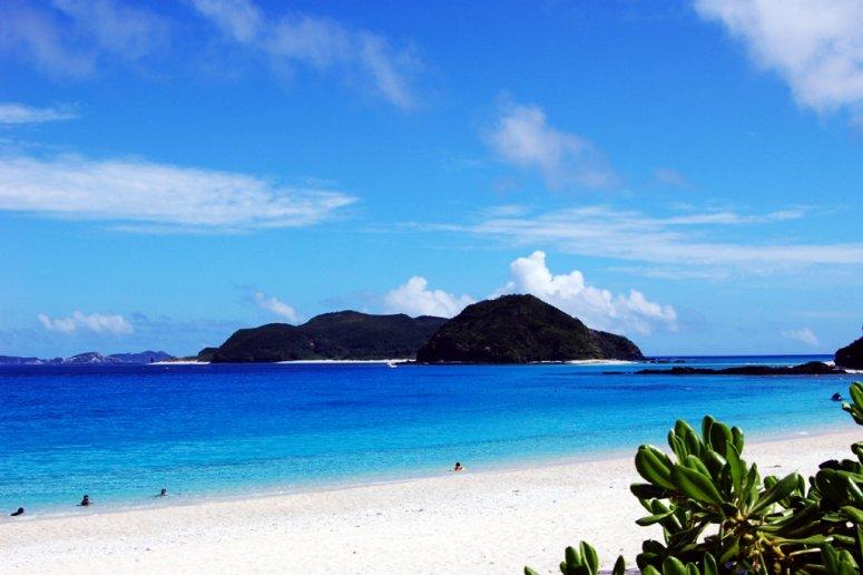 古座間味ビーチ(沖縄県・慶良間諸島・座間味島)
