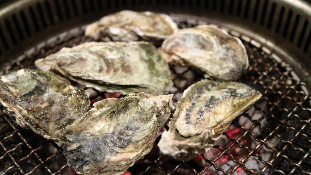 広島牡蠣の旬