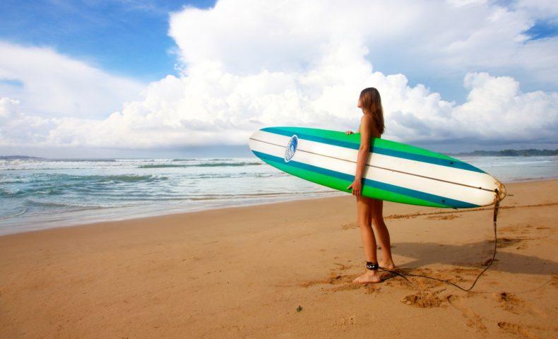 【初心者必見】サーフィンの必需品「リーシュコード」のおすすめ7選