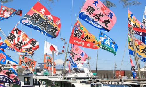 大漁を知らせるだけじゃない!あなたが知らない大漁旗の世界