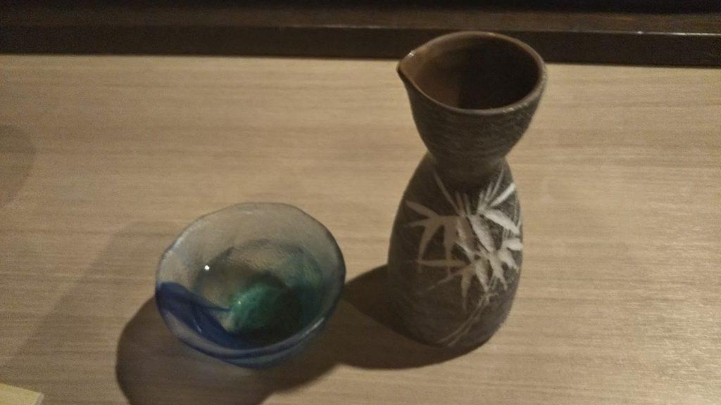 近江町市場の地酒