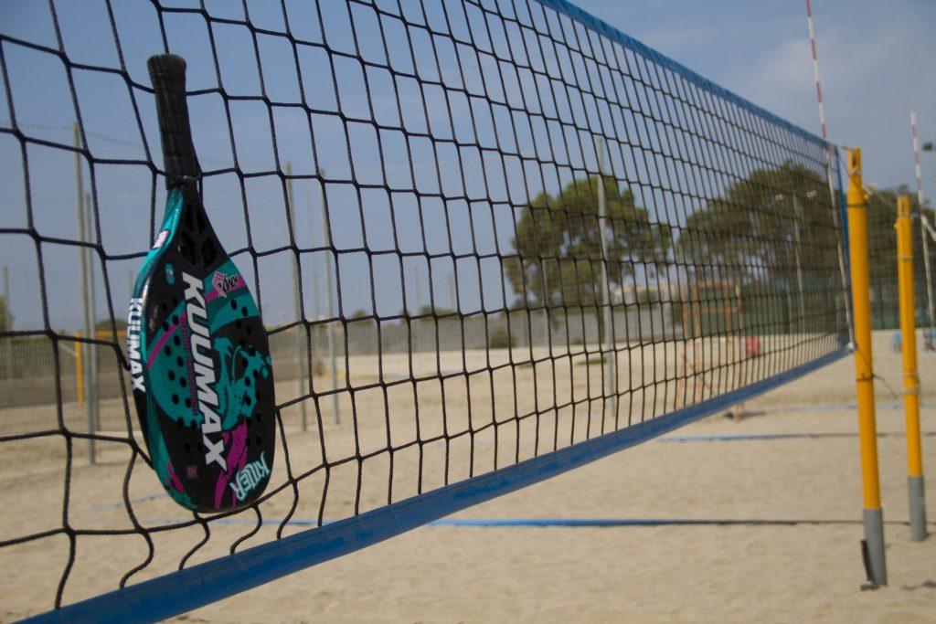 ビーチテニス