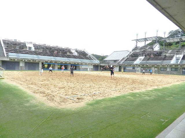 ビーチテニスコートせんなん里海公園