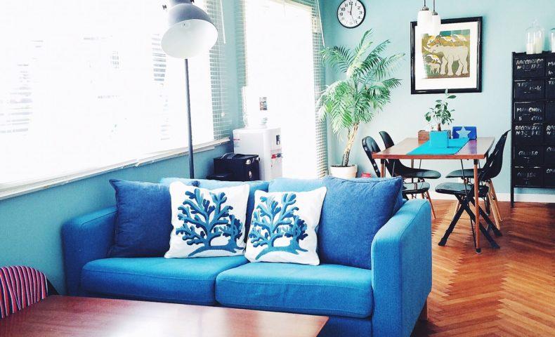 西海岸インテリアでリゾート感あるお部屋を生み出すポイント8選