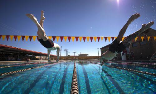 オリンピックの歴史から紐解く、驚くべき競泳水着の進化