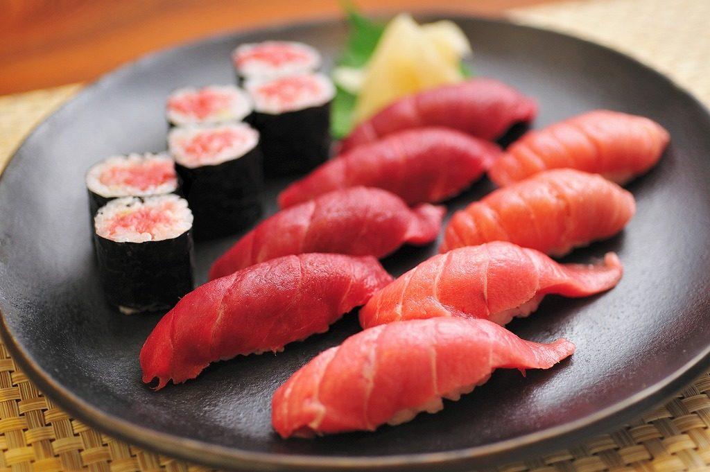大間のマグロ 浜寿司