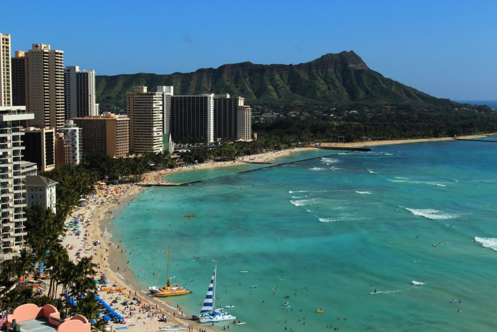ハワイで日焼け止めが禁止