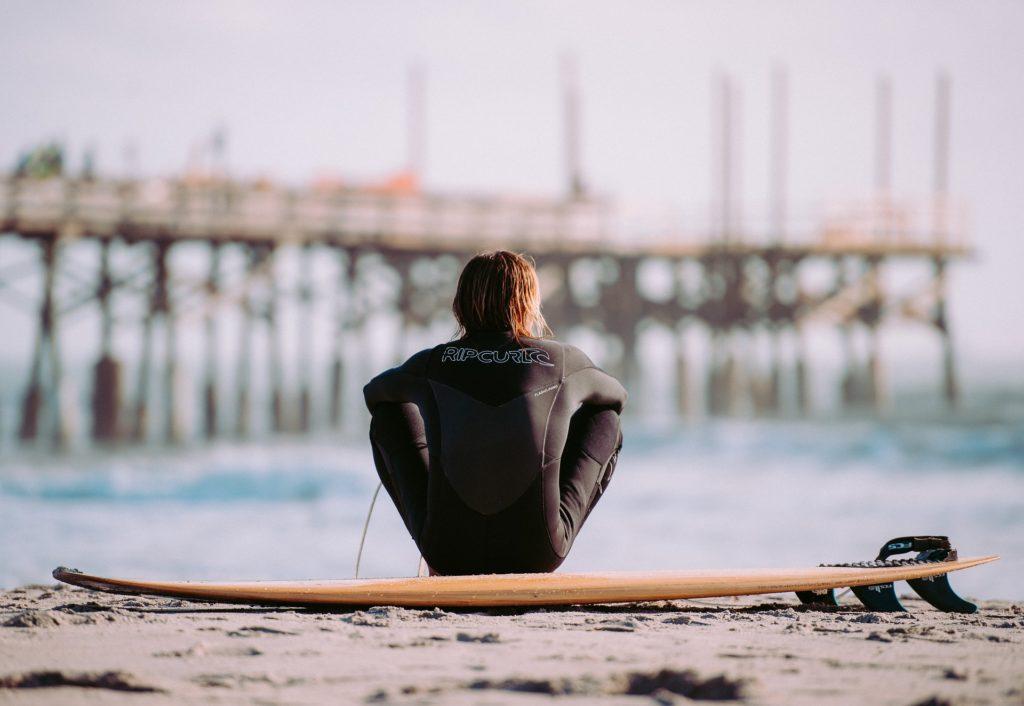 サーフィン 服装