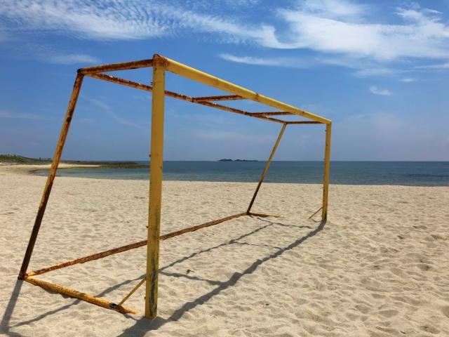 ビーチサッカー