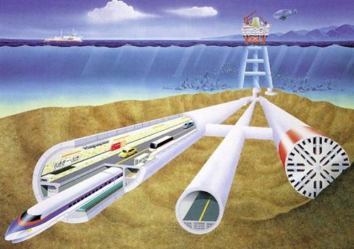 海底トンネル