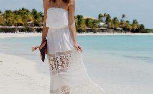 【レディース】ビーチ・リゾートで参考にしたいファッションコーディネート