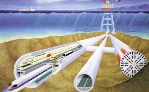 世界のスゴい海底トンネル5選